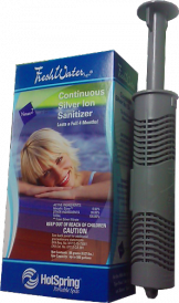Freshwater Ag+ Continuous Silver Ion Sanitizer